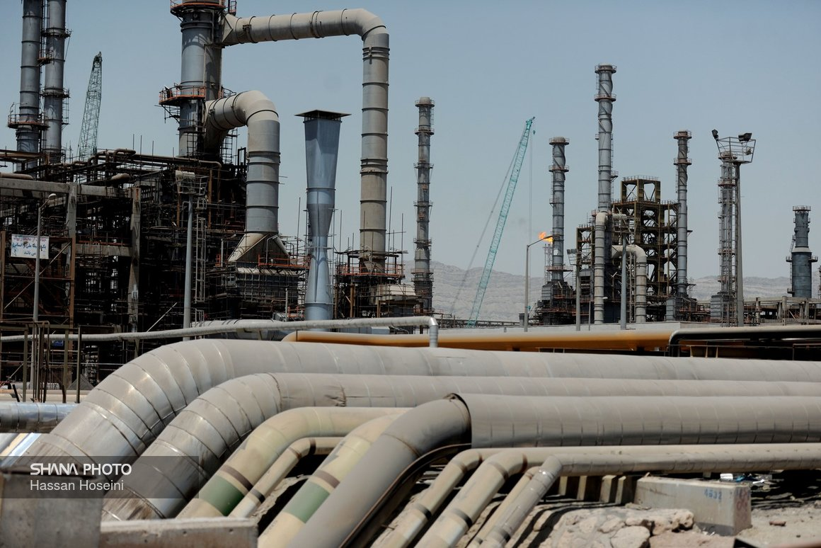 Refinery to Boost Petrol Quality