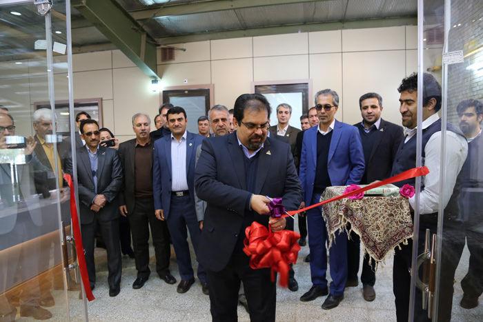 نمایشگاه خودکفایی و توانمندسازی شرکت انتقال گاز ایران افتتاح شد