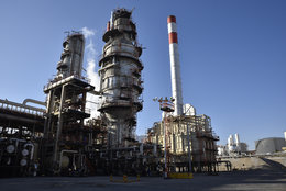 100% Rise in Euro 4, 5 Gasoil Output of Isfahan Refinery