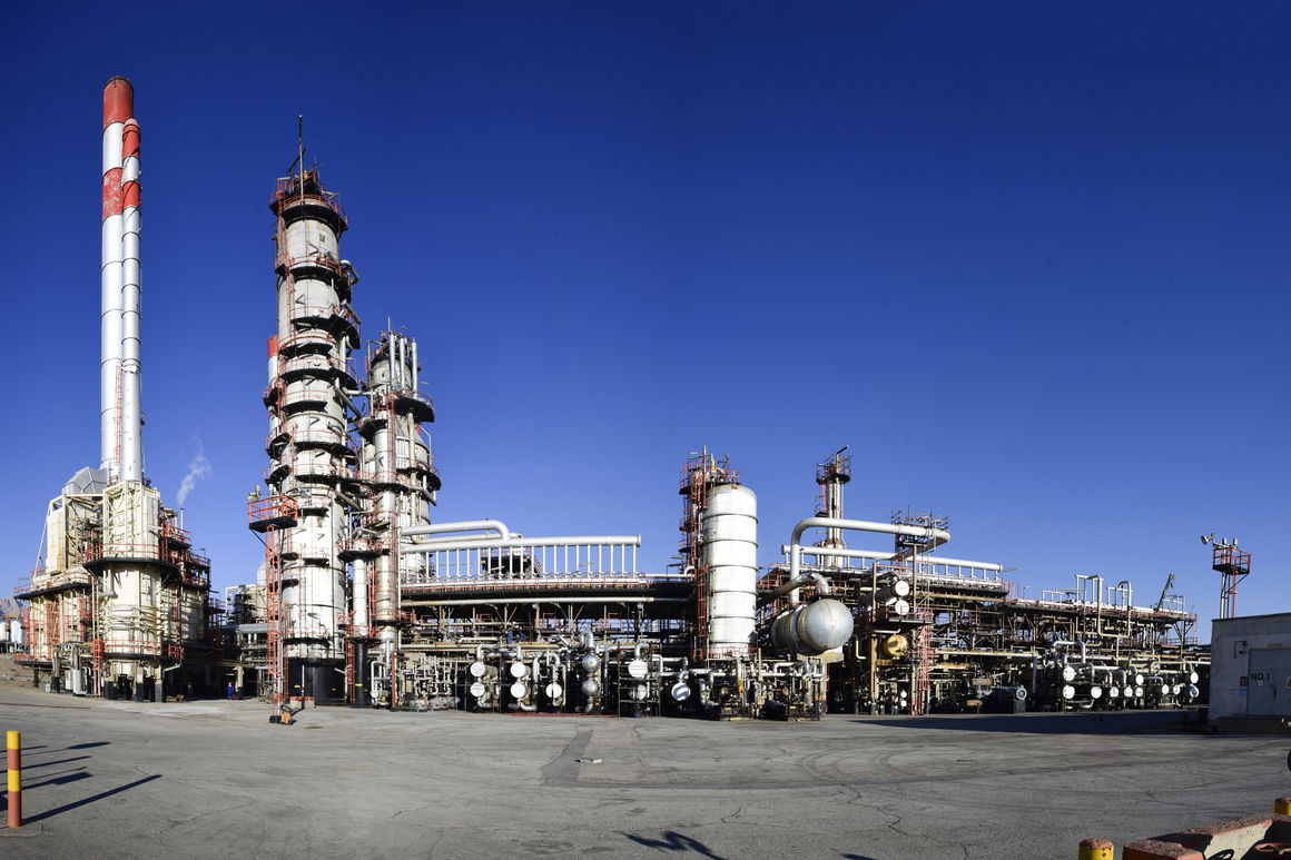 Iranian HTSC Catalysts Loaded at Hydrogen Units of Isfahan Refinery