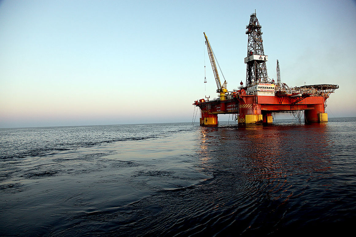 توجه به مدیریت داراییهای فیزیکی در نفت خزر