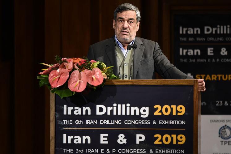 حمید بورد، مدیرعامل شرکت نفت فلات قاره ایران