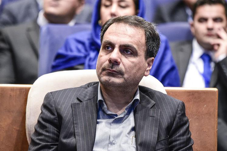 رامین حاتمی، مدیرعامل شرکت نفت مناطق مرکزی ایران