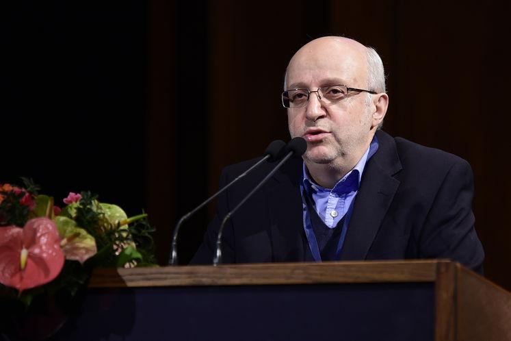 رکن الدین جوادی، رئیس شورای سیاستگذاری کنگره صنعت حفاری