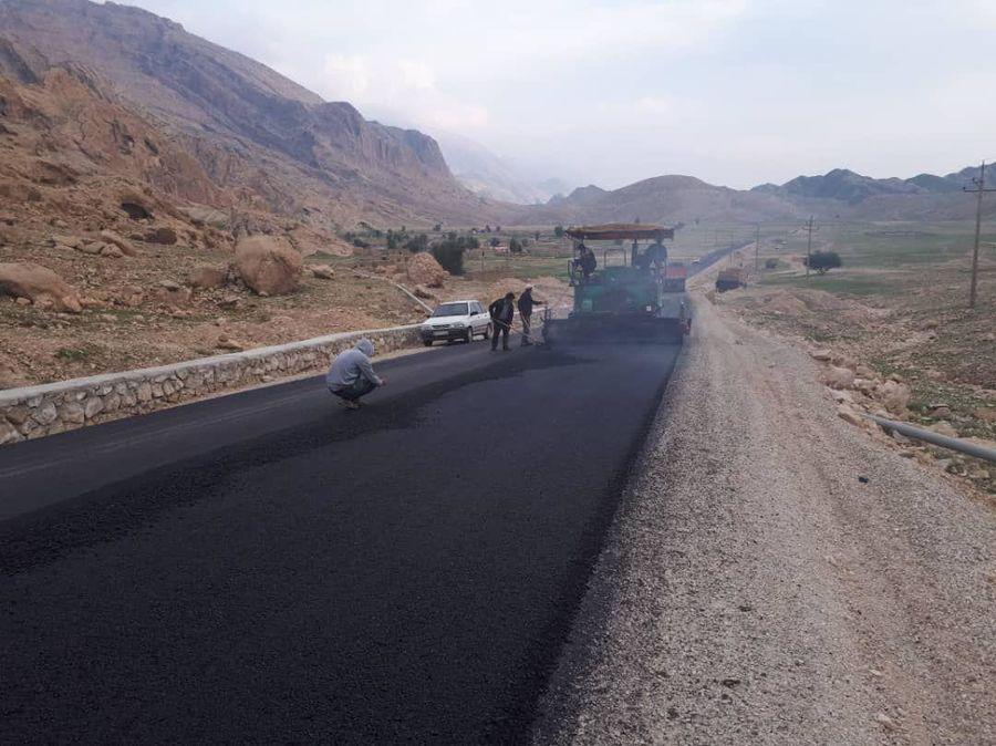 جاده ورودی کوی علیآباد اهواز  به همت مناطق نفتخیز جنوب ساماندهی میشود