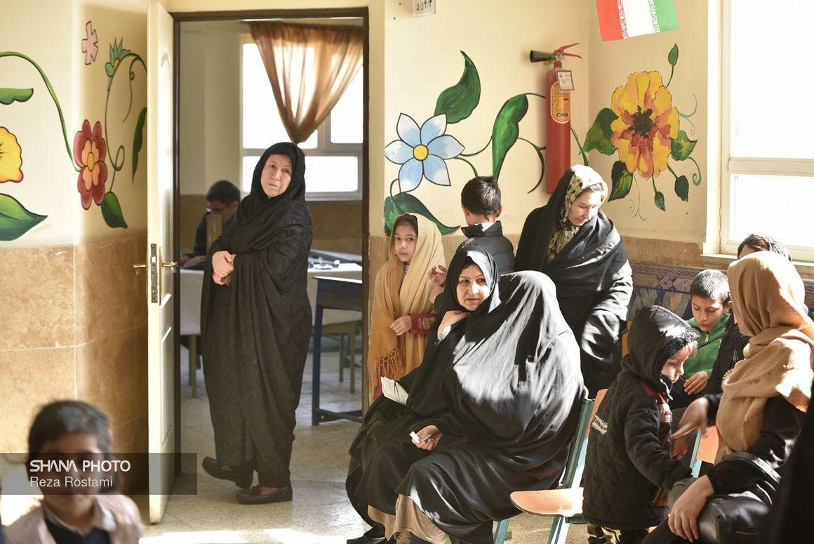 اردویی جهادی، درمانی مرتضی گرد