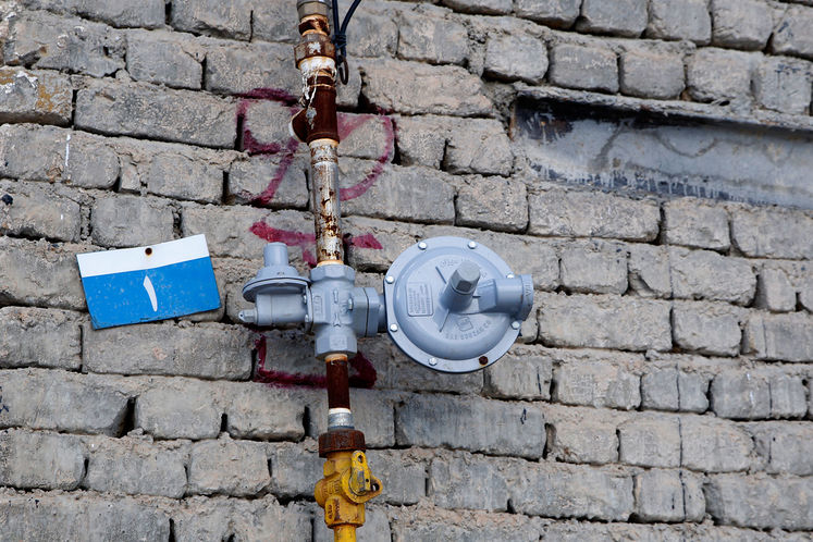 گازرسانی به ۳۰۱ روستای استان لرستان تا پایان سال ۹۹