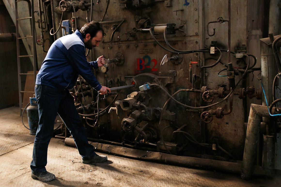 افزایش ۲۳ درصدی مصرف گاز صنایع استان اصفهان در ۳ ماه نخست امسال