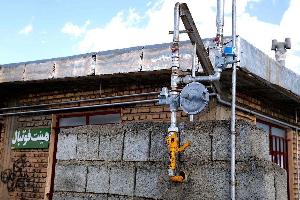 بهرهمندی بیش از ۹۵ درصد مردم استان بوشهر از گاز طبیعی