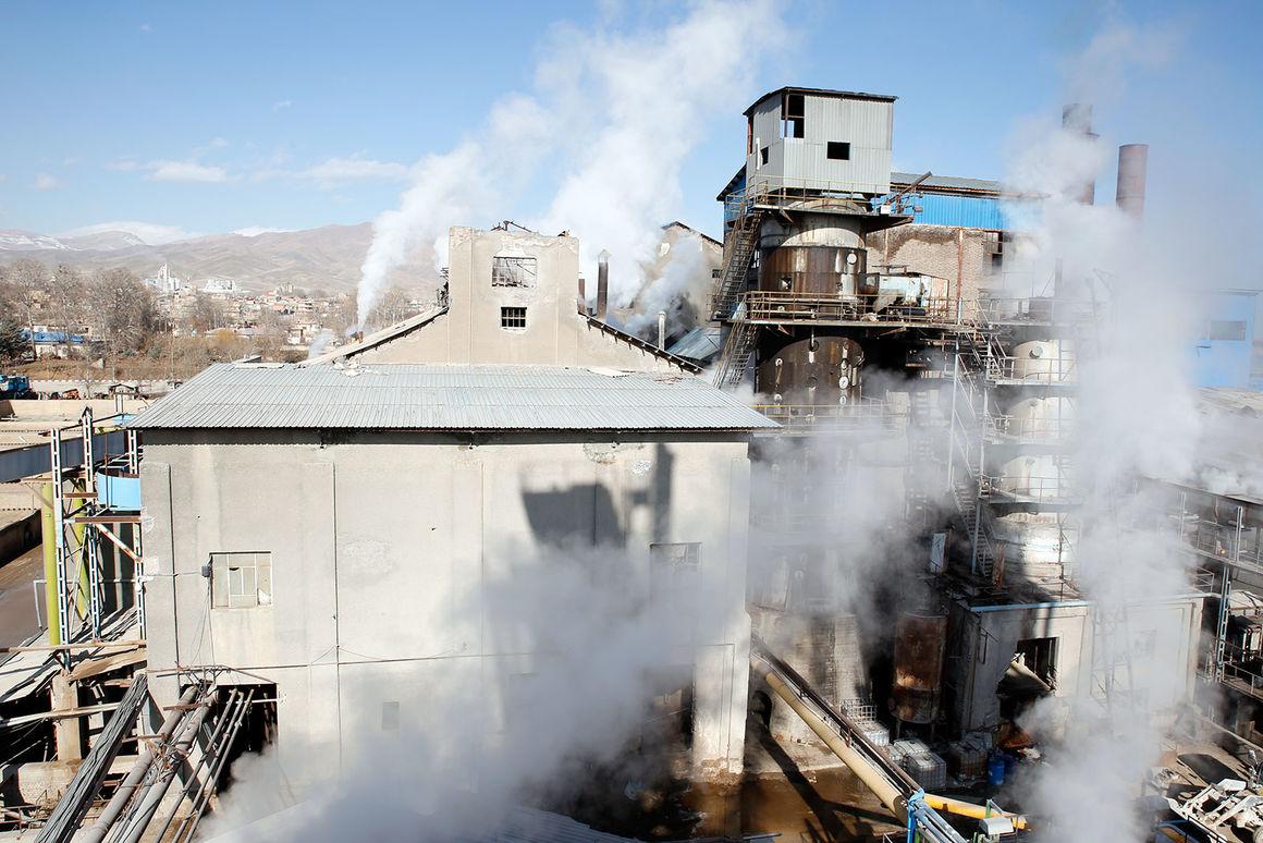 ۳۴۱ واحد صنعتی در استان مازندران گازدار شدند