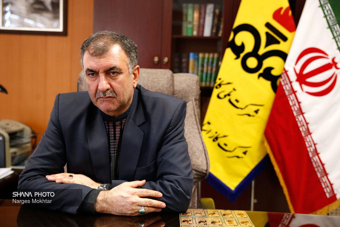 اجرای بیش از ۵۹۰ کیلومتر شبکه گاز در آذربایجانغربی
