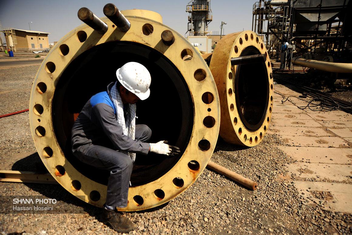 تعمیر ماشینآلات فرآیندی نفت و گاز مارون برونسپاری میشود