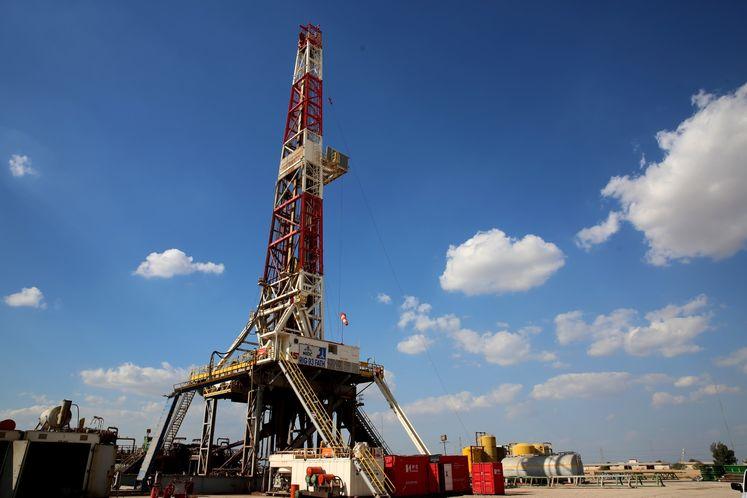 استقرار نخستین دکل حفاری در طرح توسعه میدان نفتی دانان