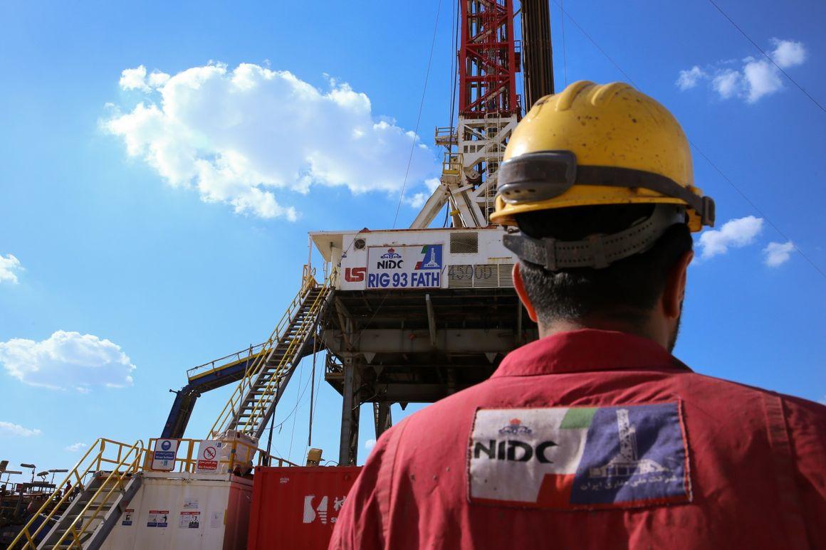 چاه ۴۷۴ میدان نفتی مارون تکمیل شد