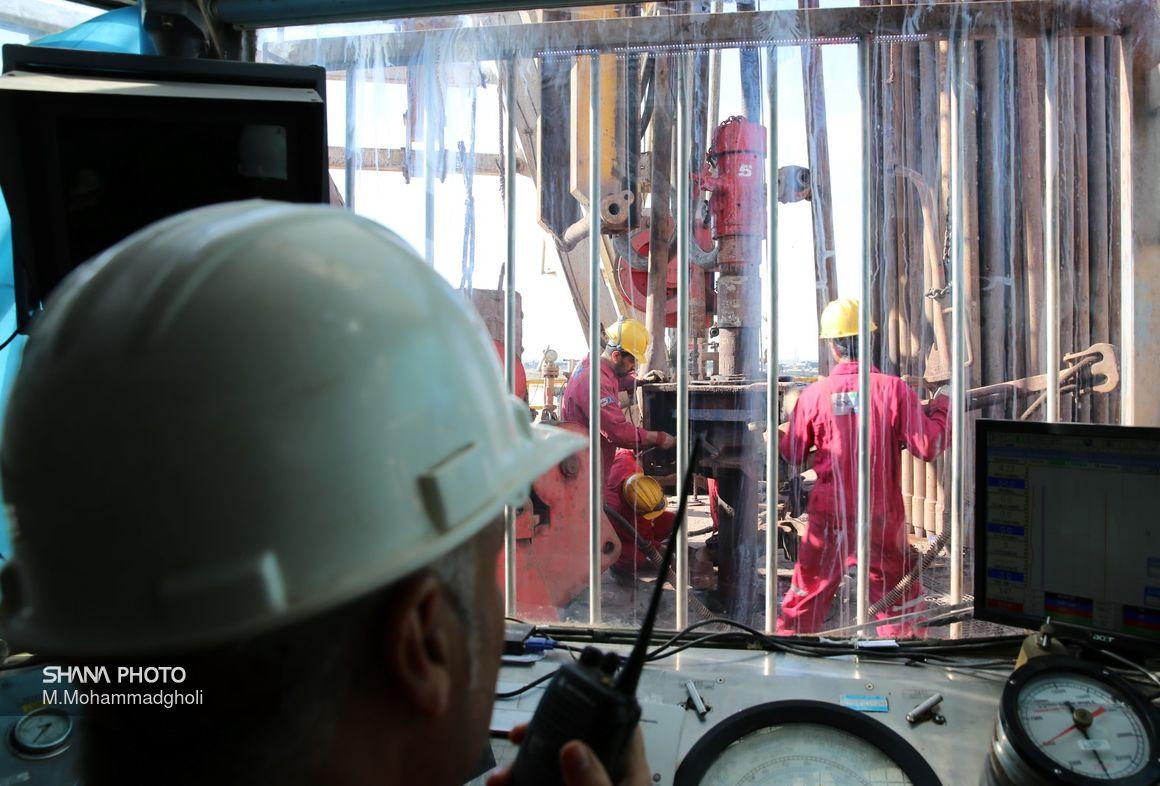 حفر و تکمیل بیش از  ۴ هزار حلقه چاه نفت و گاز در کارنامه ملی حفاری