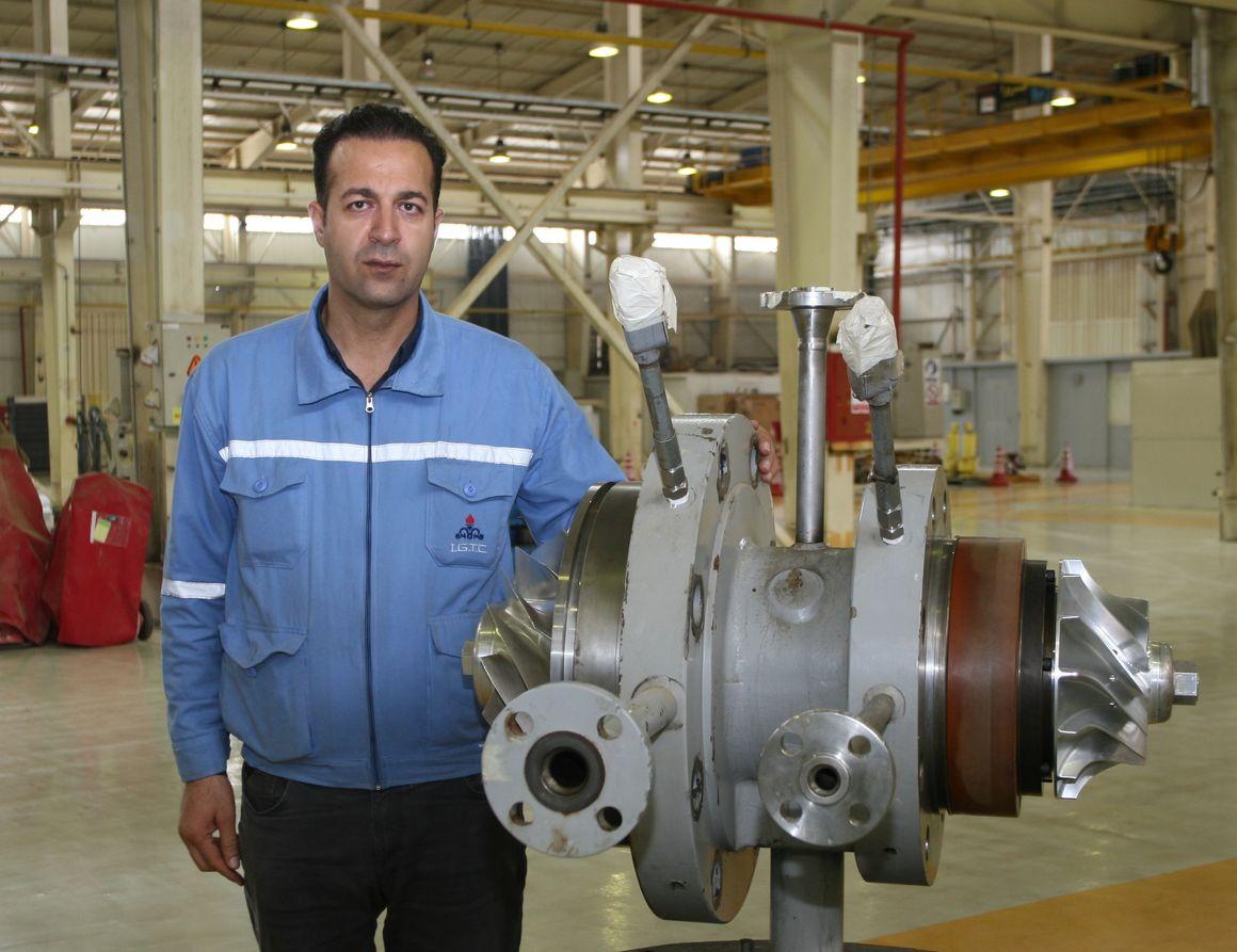 نقش حیاتی ماشینآلات دوار در فرآیند تولید پایدار گاز