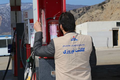 آمادگی مناطق 37 گانه شرکت ملی پخش برای بزرگترین عملیات سوخترسانی سال