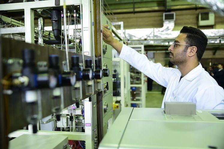 پایان انحصار خارجیها در تأمین کاتالیستهای صنعت پتروشیمی