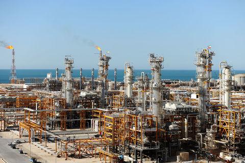 دقت اندازهگیری جریان گاز در پالایشگاههای پارسجنوبی افزایش مییابد