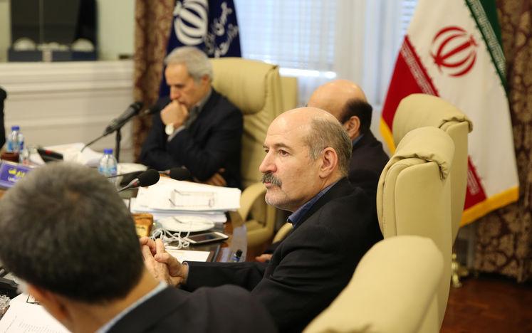 حسن منتظر تربتی، معاون وزیر نفت و مدیرعامل شرکت ملی گاز ایران