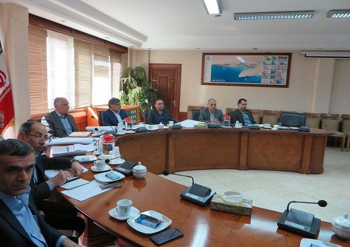 نشست کمیته راهبری طرح توسعه فناوریهای ژئوشیمیایی اکتشافی برگزار شد