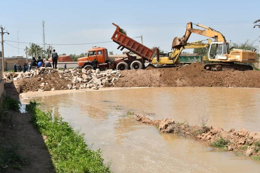 اقدامهای وزارت نفت در مناطق سیلزده مطلوب است