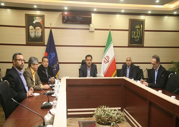 نشست کمیته مدیریت بحران در شرکت نفت مناطق مرکزی برگزار شد