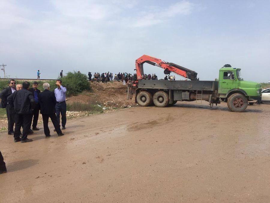 مدیریت بحران در ۲ جبهه پشتیبانی تاسیسات شرکتی و همیاری در مناطق سیلزده خوزستان