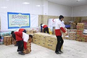 کمکرسانی گسترده شرکتهای پتروشیمی به مناطق سیلزده