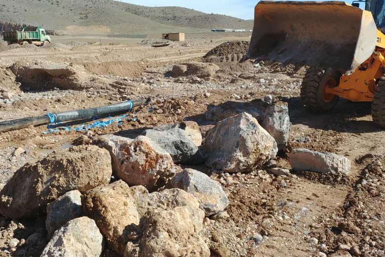 آمادگی شرکت گاز خراسان جنوبی برای مقابله با سیل احتمالی