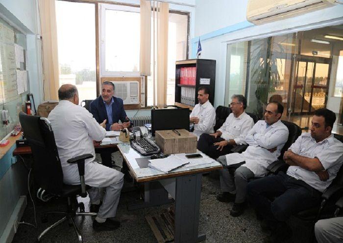 توانمندی بالای آزمایشگاههای پایانههای نفتی ایران در سطح جهانی