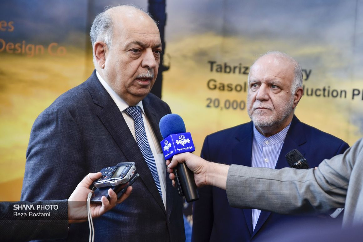 Iraqi Minister of Oil Hopes for Enhanced Energy Cooperation with Iran