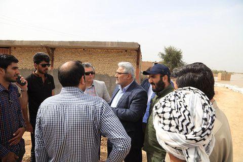 قدردانی امام جمعه خرمشهر از خدمترسانی نفت و گاز اروندان