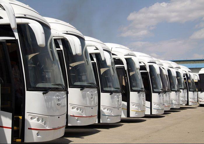 اعزام ۲۰ دستگاه اتوبوس مناطق نفتخیزجنوب به بستان و سوسنگرد