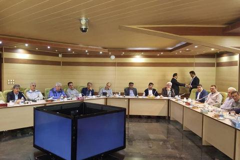 برگزاری دومین نشست ستاد هماهنگی شرایط اضطراری در منطقه ویژه اقتصادی پتروشیمی