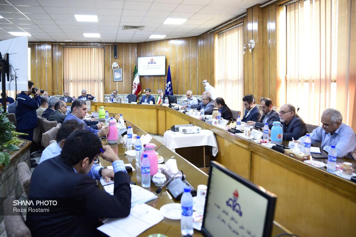 برگزاری دهمین نشست اضطراری شرکت ملی مناطق نفتخیز جنوب