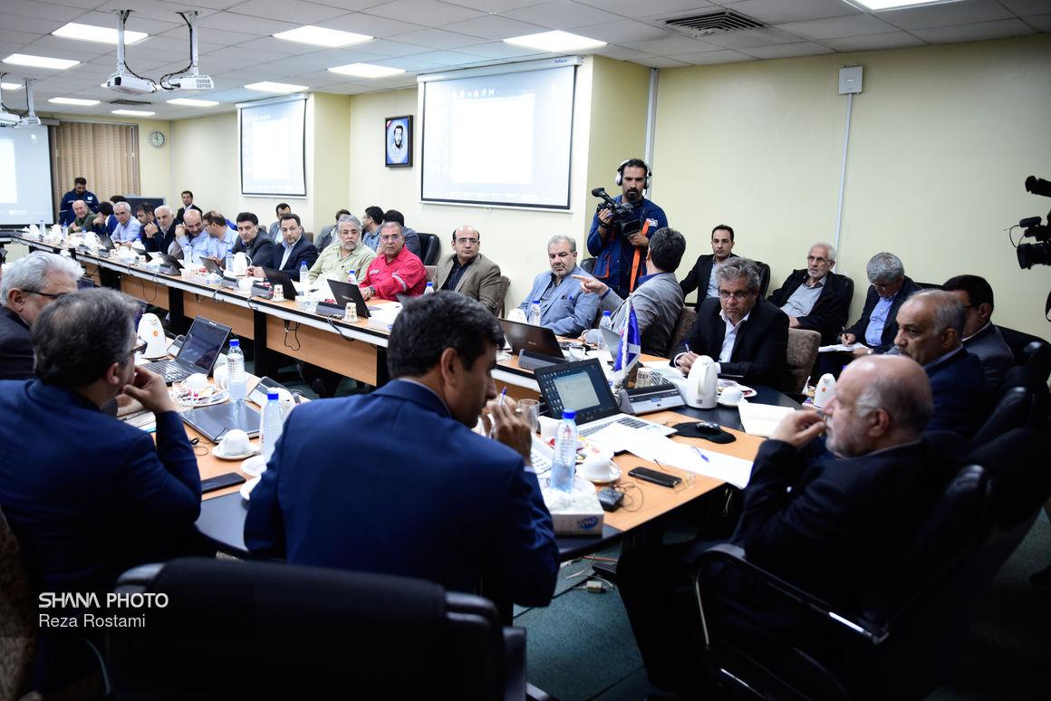 پایداری شبکه گاز خوزستان حفظ شده است