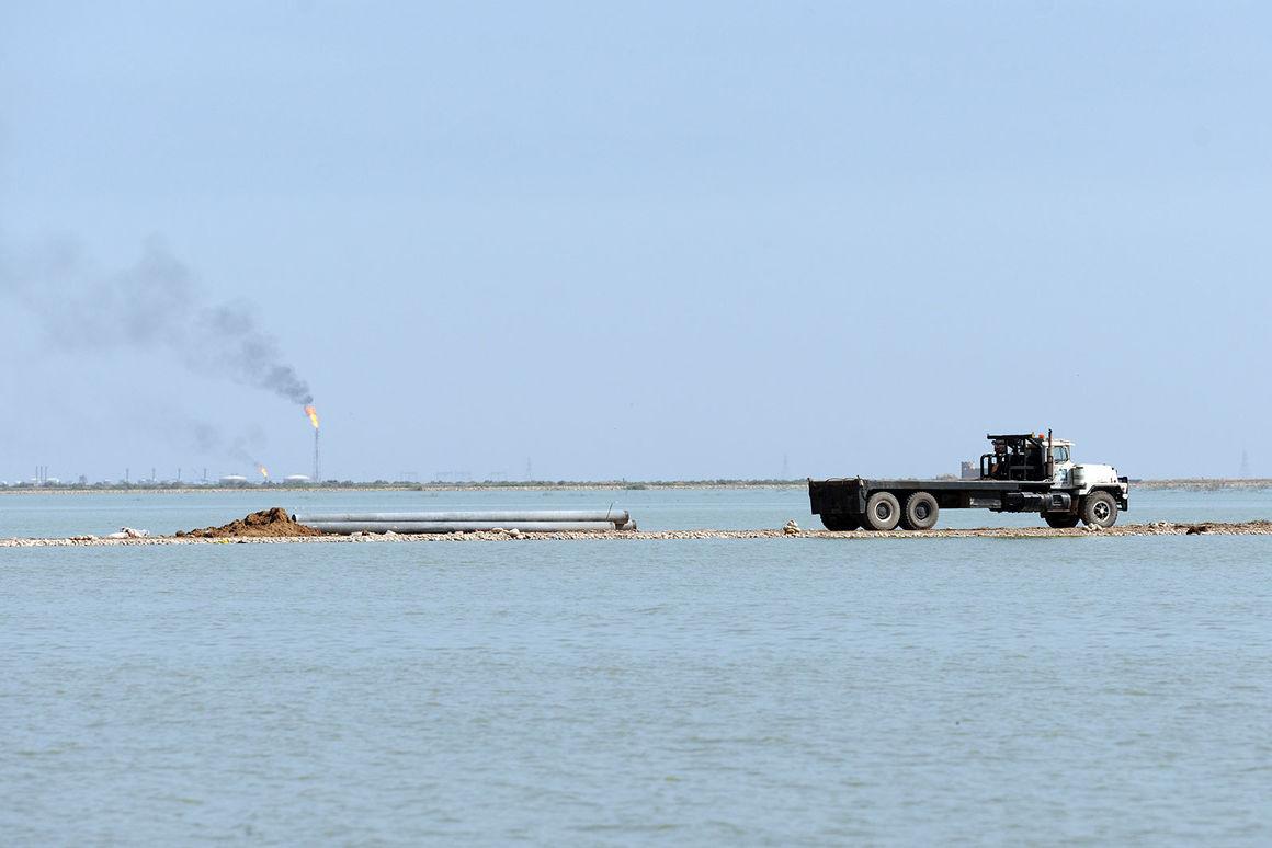 هزینه کرد ۷۱۷ میلیارد تومانی شرکت ملی نفت ایران در خوزستان