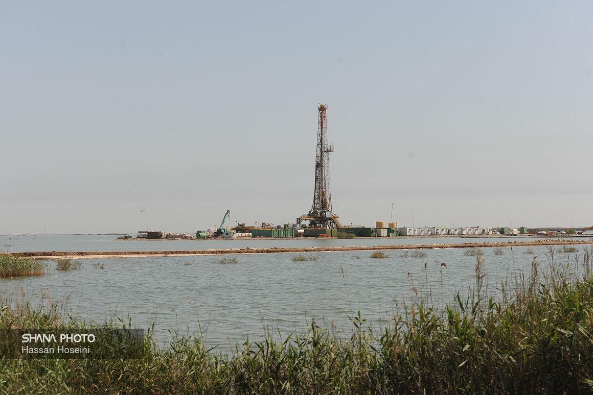 تحریف سخنان وزیر نفت درباره آبگیری هورالعظیم