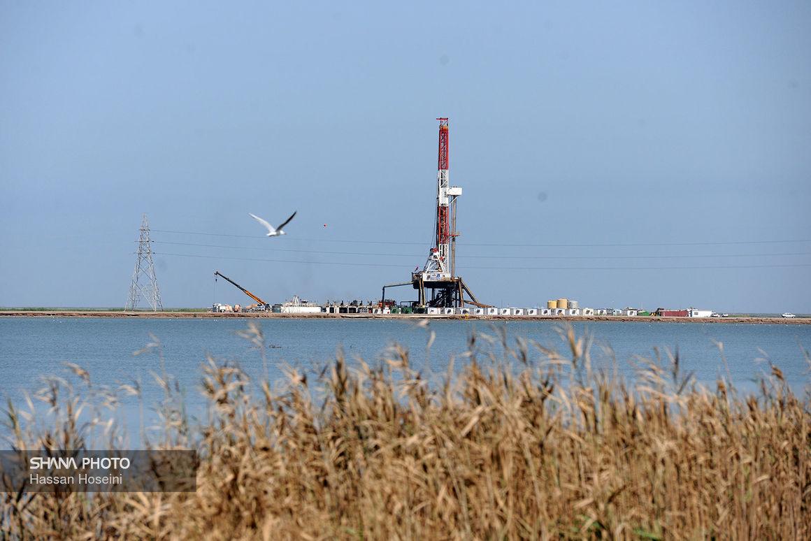 افزایش ۵ برابری ظرفیت تولید نفت آزادگان جنوبی طی ۵ سال