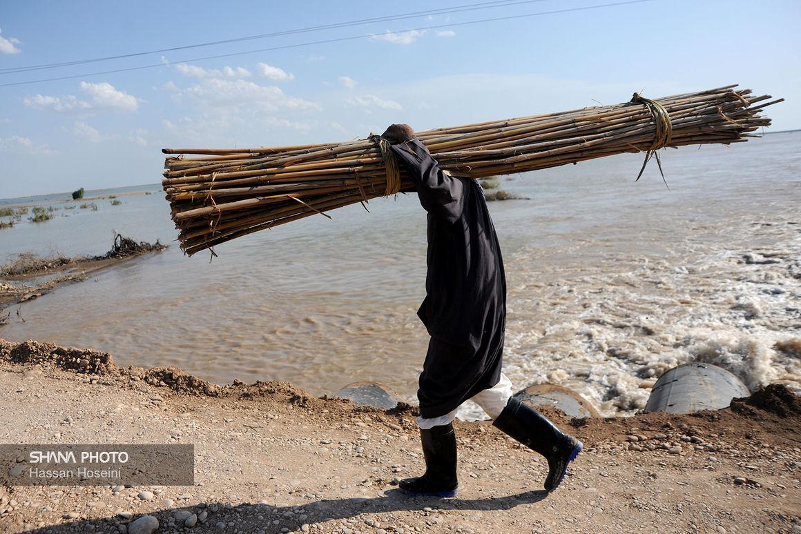 سیلهای ویرانگر نیم قرن اخیر در مناطق نفتخیز ایران