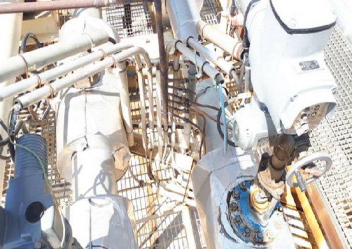 سامانه گرمایش با بخار در منطقه عملیاتی تنگ بیجار راهاندازی شد