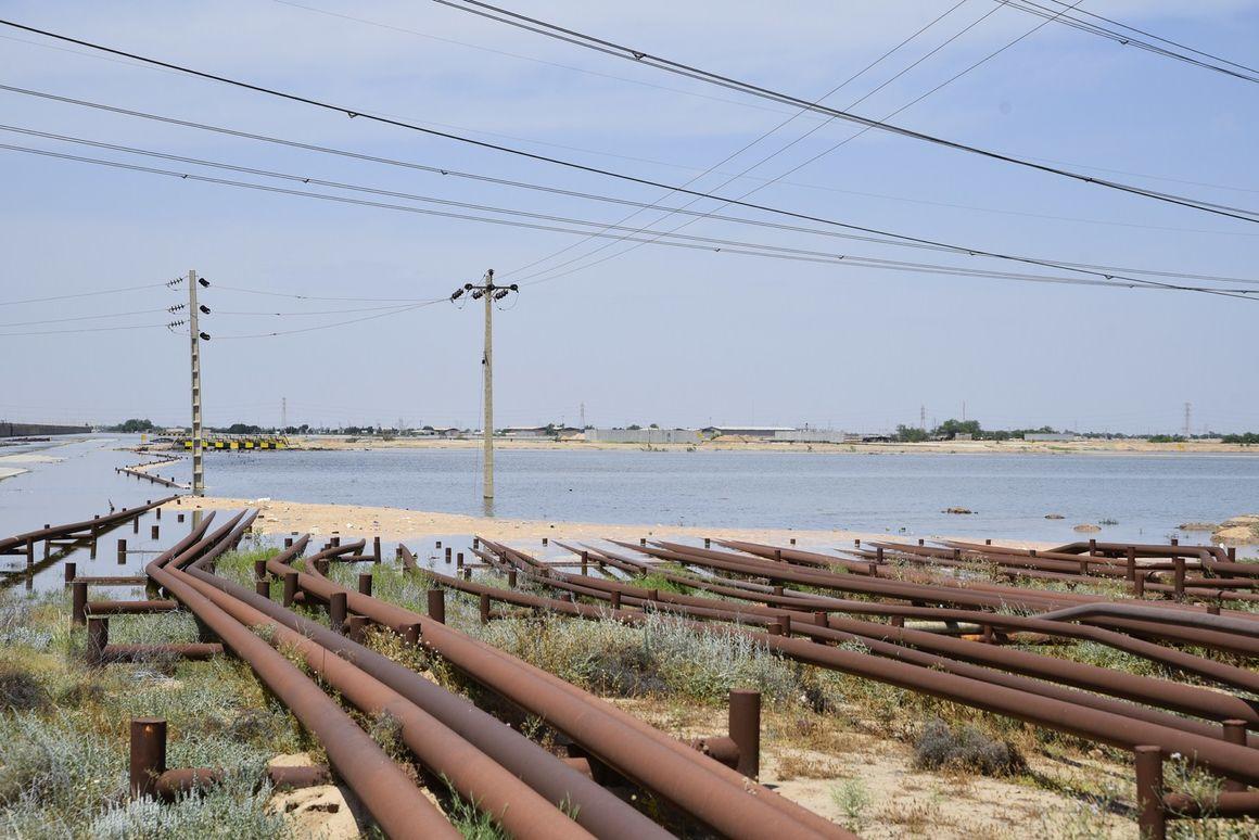مطالعات تابآوری تأسیسات نفتخیز جنوب در برابر سیل و زلزله آغاز شد