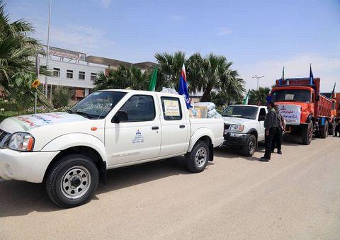 تمهیدات شرکت گاز استان البرز برای مقابله با سیل