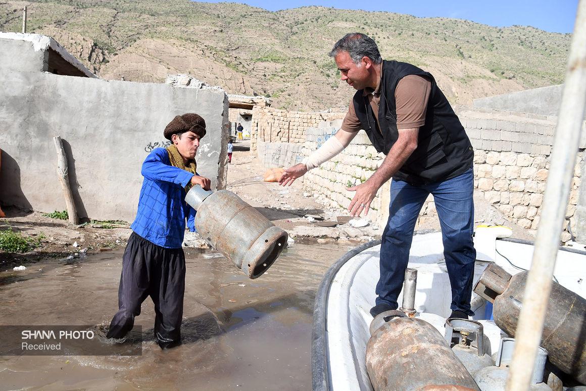 سوخترسانی به مناطق سیلزده سیستان و بلوچستان طبق روال عادی است