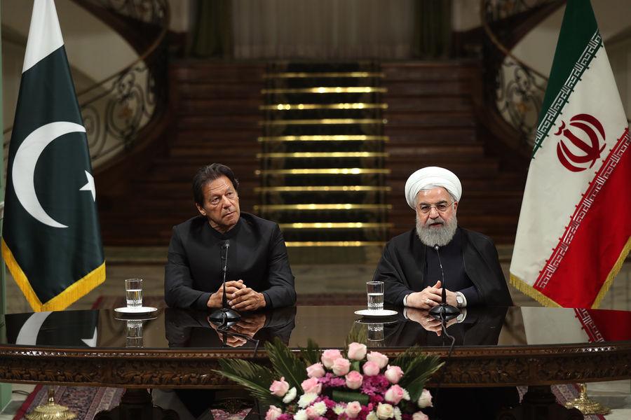 ایران آماده تامین نیازهای نفت و گاز پاکستان است