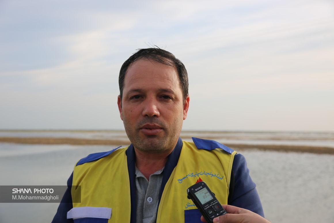 راههای زمینی گمیشان با کمکهای شرکت ملی گاز ایران برقرار شد