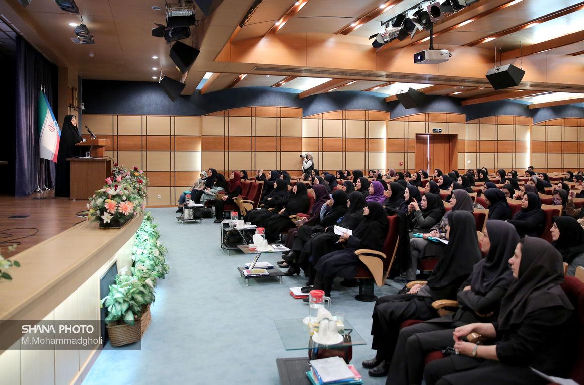 سومین گردهمایی سراسری مشاوران امور زنان وزارت نفت