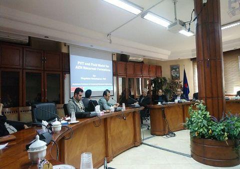 نشست فنی بررسی طرح توسعه فناورانه میدان آزادگان برگزار شد