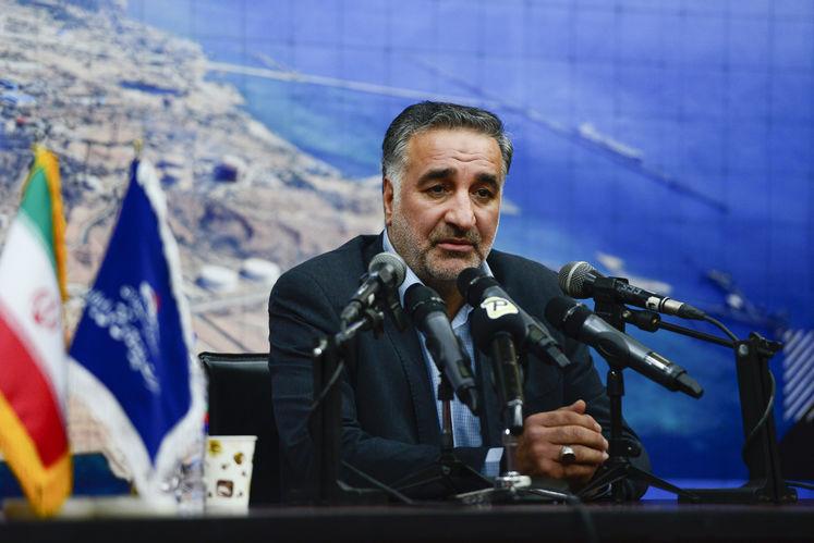 عباس اسدروز، مدیرعامل شرکت پایانه های نفتی ایران